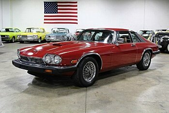 1986 Jaguar XJS V12 Coupe for sale 100922223